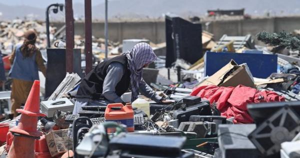 美国和北约部队已全部撤离阿富汗最大军事基地,撤军进入尾声