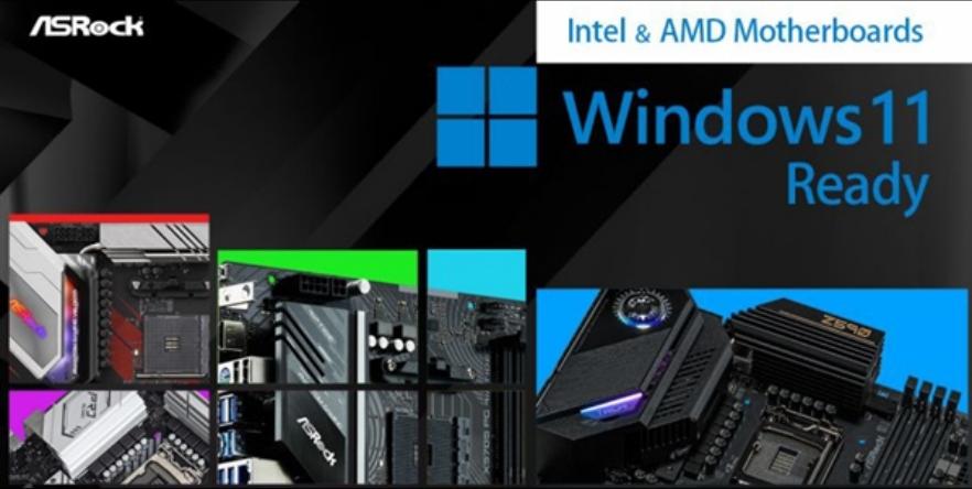 各大主板厂商公布支持Win11主板列表:快来看看你的主板能升级吗?