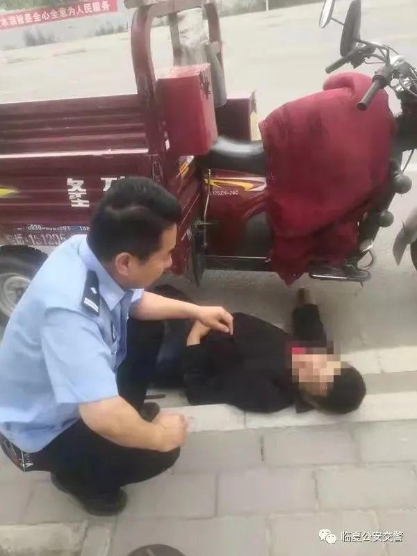 【警媒合作】甘肃省广播电视总台报道临夏交警暖心时刻