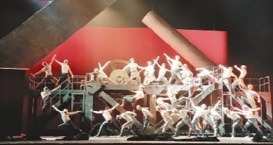 舞剧《铁人》开创舞剧艺术新模式