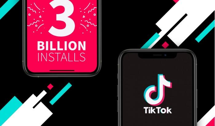 TikTok成为首个达到30亿次下载的非Facebook应用-第2张图片-IT新视野