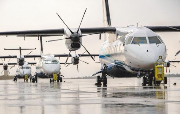 美軍機閃現台灣送快遞美國有意讓專機赴台常態化?