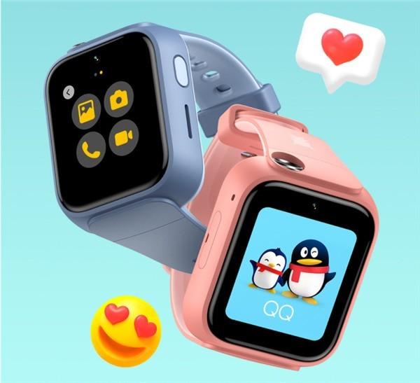 小米发新款儿童手表:能聊微信还有两个摄像头