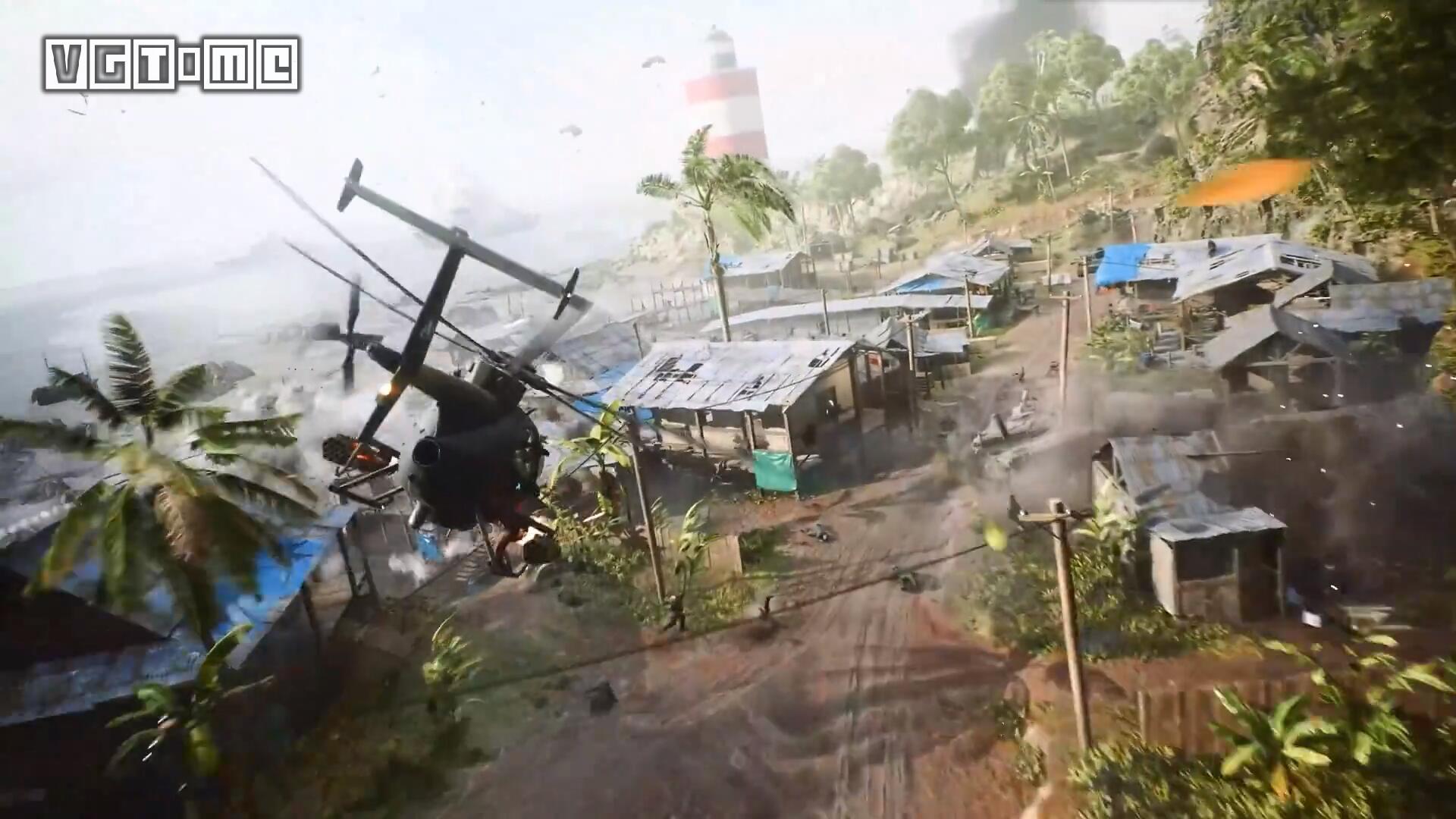 《战地2042》自定义模式介绍:《战地》全系列大乱斗
