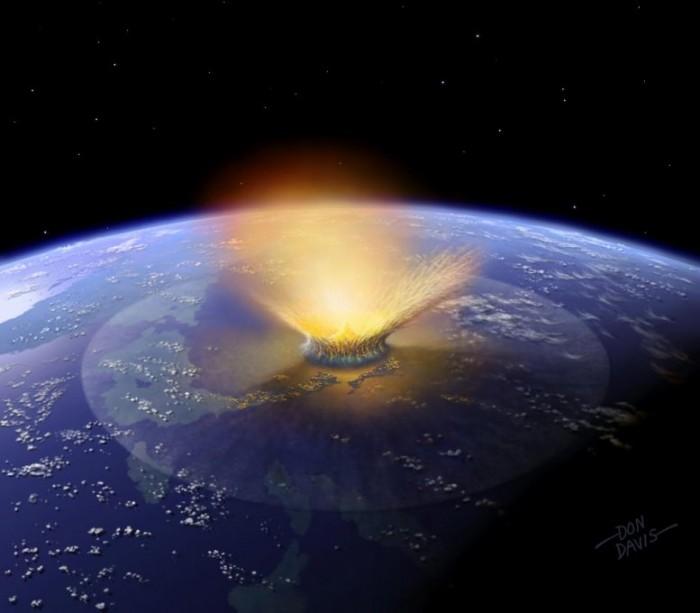 研究显示导致恐龙灭绝的小行星或起源于太阳系-第1张图片-IT新视野