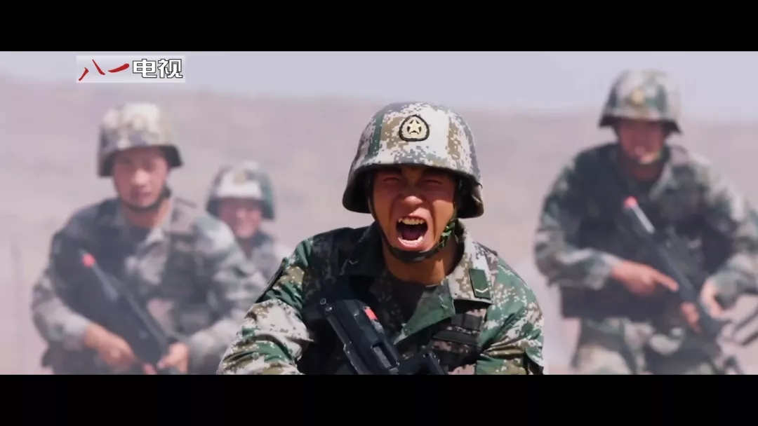 我是一个兵|军礼