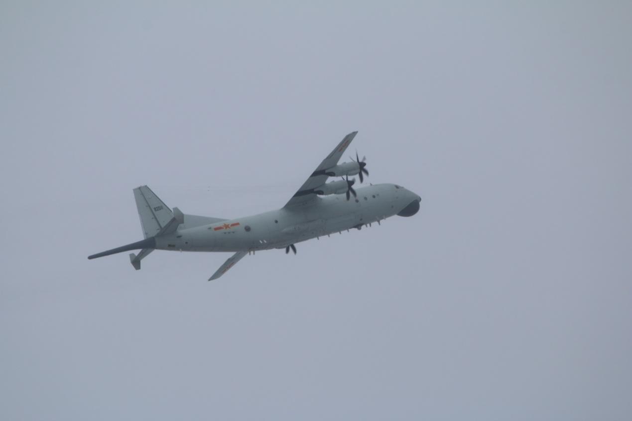 社评:大陆军机终究是要去台湾巡航的