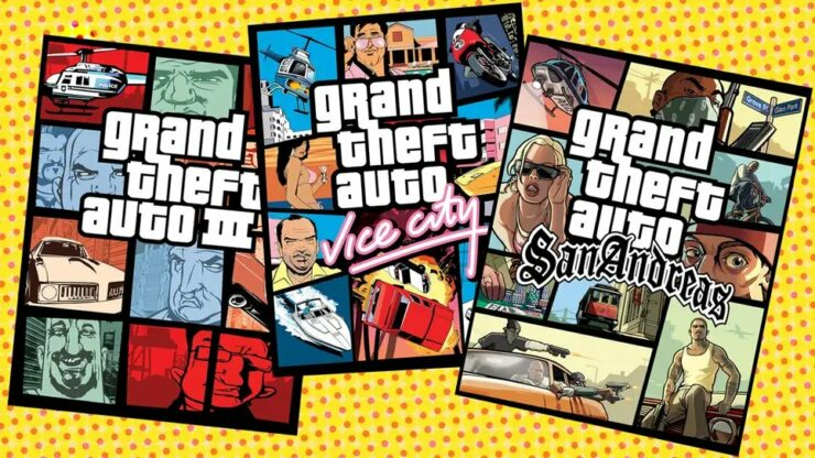 """The reissue version of the """"GTA"""" trilogy may not be released until next year"""