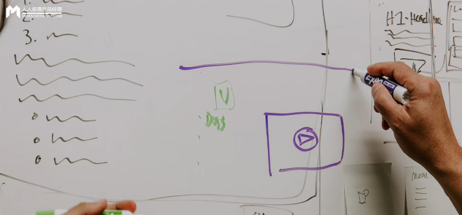 Axure高保真教程:画图标记原型