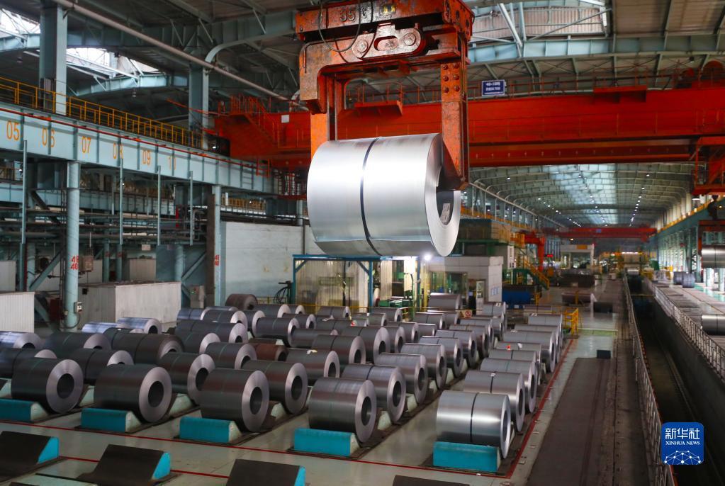 百年鞍钢本钢牵手,钢铁业高质量发展步履稳健