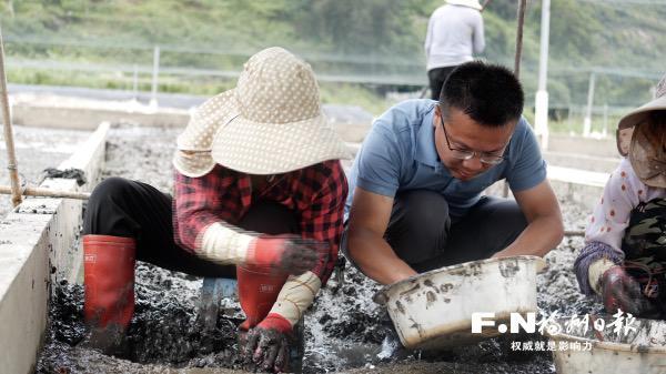 首届最美福州青年周洪磊创业故事上了央视(创业项目)