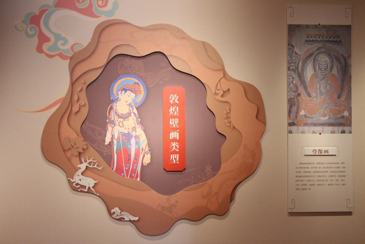图文+VR生动讲述历史文化,去奉贤看敦煌主题展