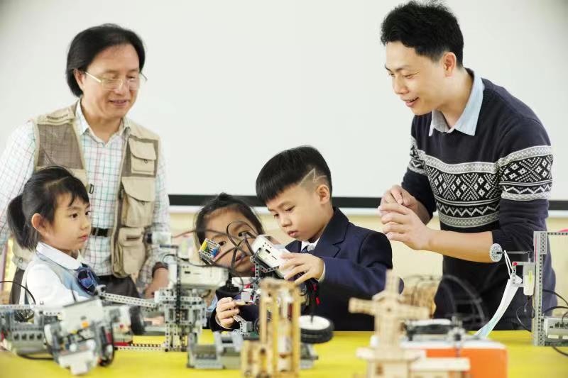 广州再增一所九年一贯制学校!白云广雅小学部正式启用