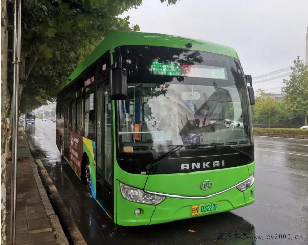 安凯客车:氢燃料电池客车单车运营里程突破10万公里再创新高