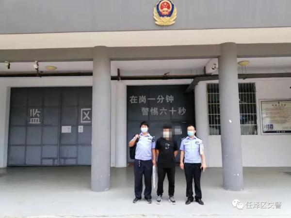 邢台市任泽区公安交警大队迅速侦破一起肇事逃逸交通事故