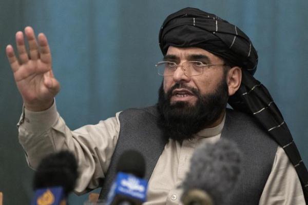 塔利班欢迎美国参与重建阿富汗