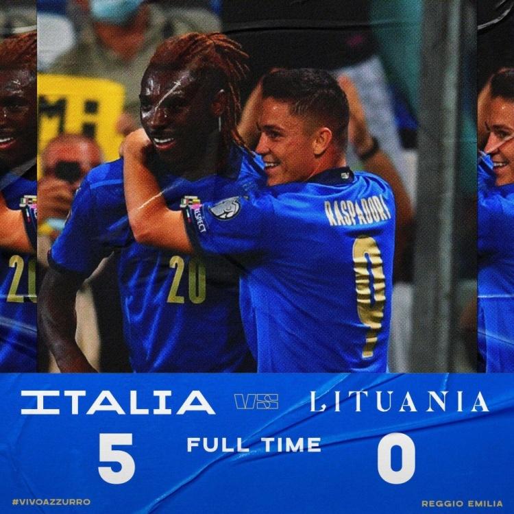 早报:37场!意大利破巴西连续不败场次纪录