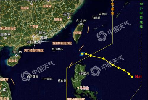 """超强台风""""灿都""""正在靠近我国 为何秋台风这么猛?"""