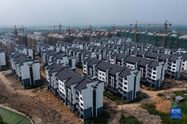 浙江湖州:全域土地综合整治助推美丽乡村共同富裕