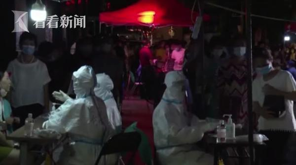 广州新增1例无症状 曾8次核检阴性
