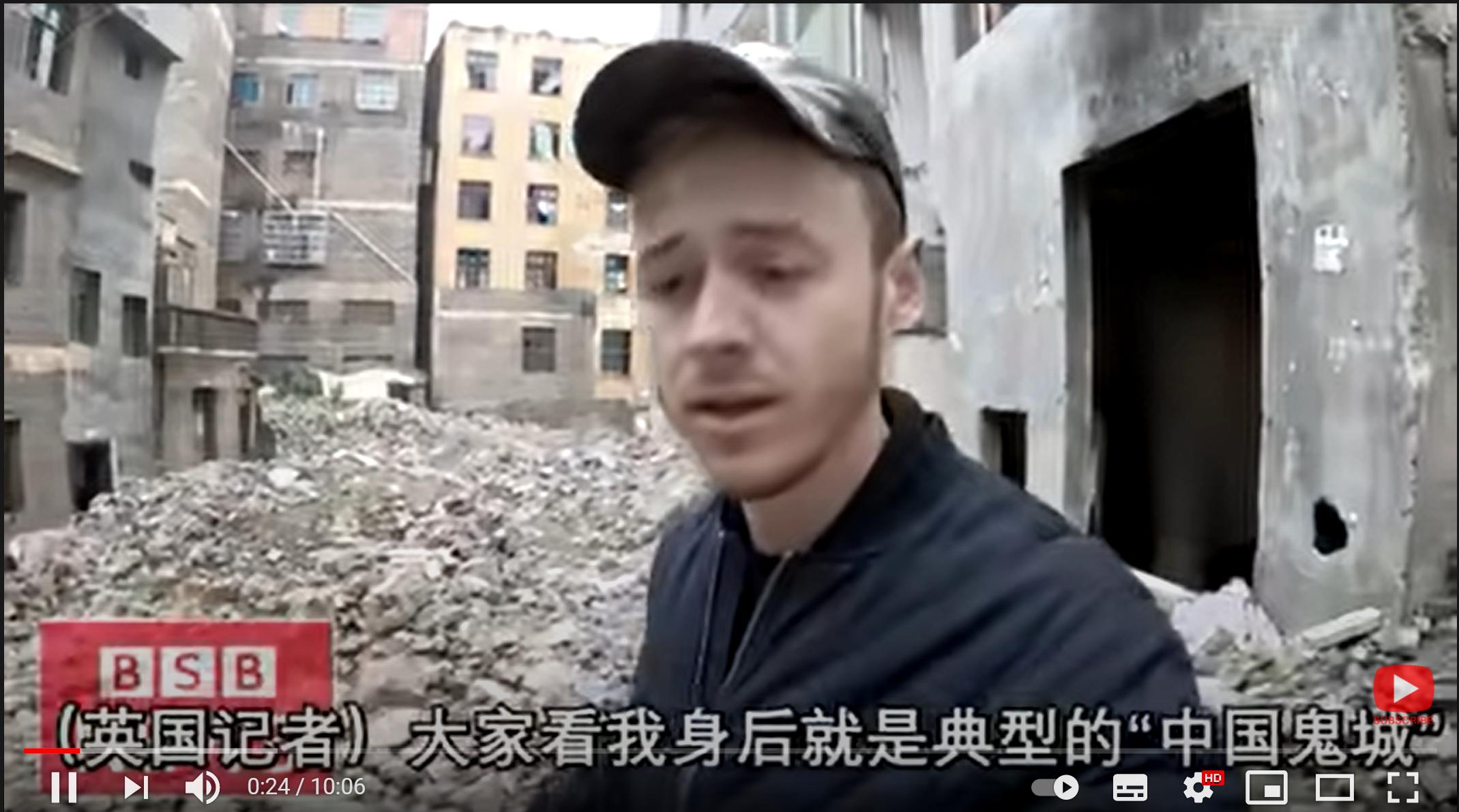 为中国辩护的外国视频博主:如果你的视频内容得到中国认可,他们转发有什么问题?