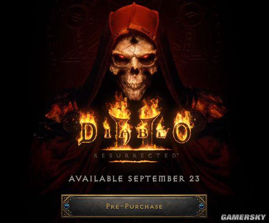 《暗黑2:重制版》多平台预售正式开启!地狱将临