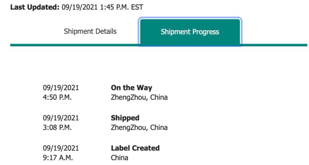 """「行情」首批iPhone13系列订单已""""发货""""买的小伙伴都几号到?"""