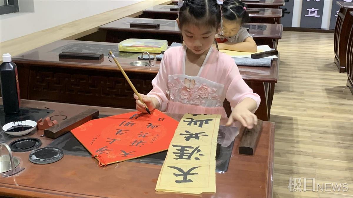 飞花令、做灯笼,武汉这所小学花样过中秋