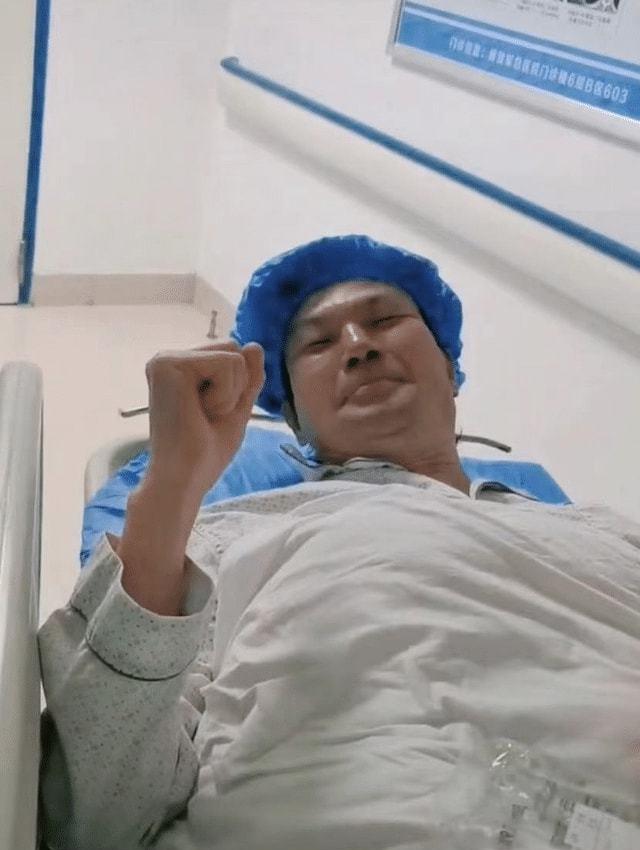 主持人李彬近况,身患疾病中秋节都在医院治疗,面部浮肿让人认不出