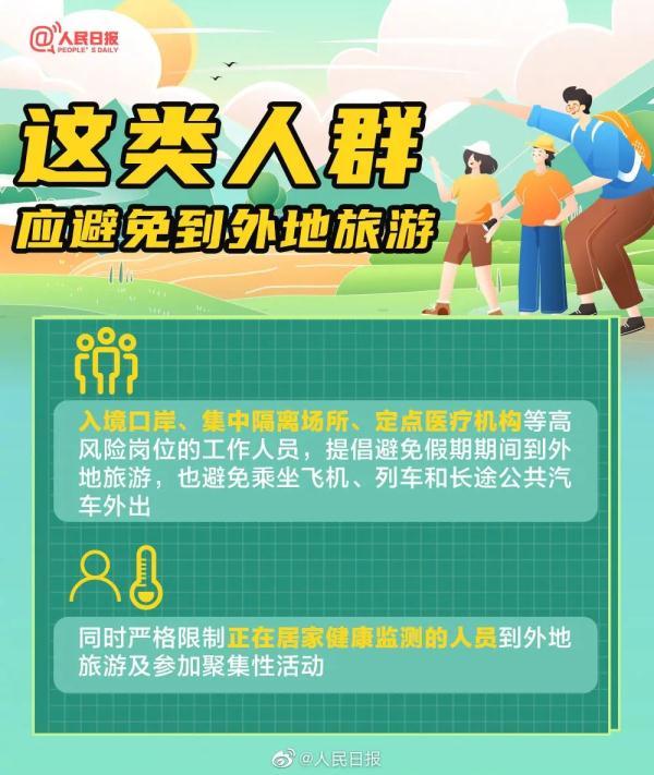 国庆假期这些人不建议去外地旅游!张伯礼:警惕今冬疫情反弹