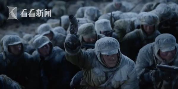 抗美援朝老兵眼里的《长津湖》:真实场景远比电影残酷