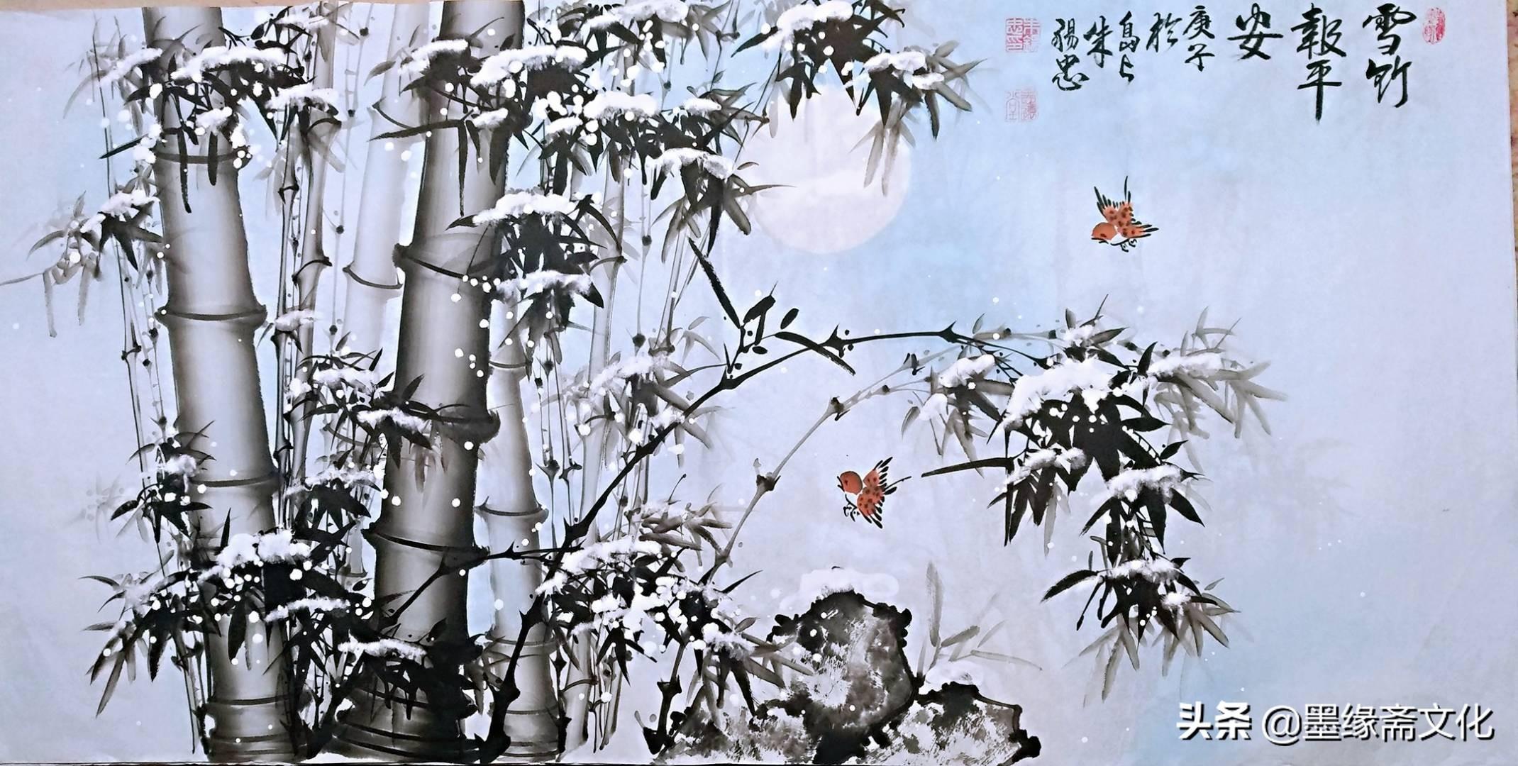朱锡忠国画作品欣赏