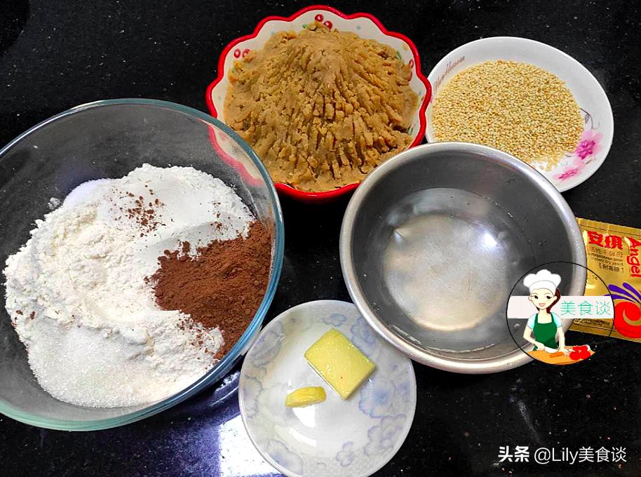 秋天板栗香,教你做家常栗子面包,配方简单又美味,比买的还好吃