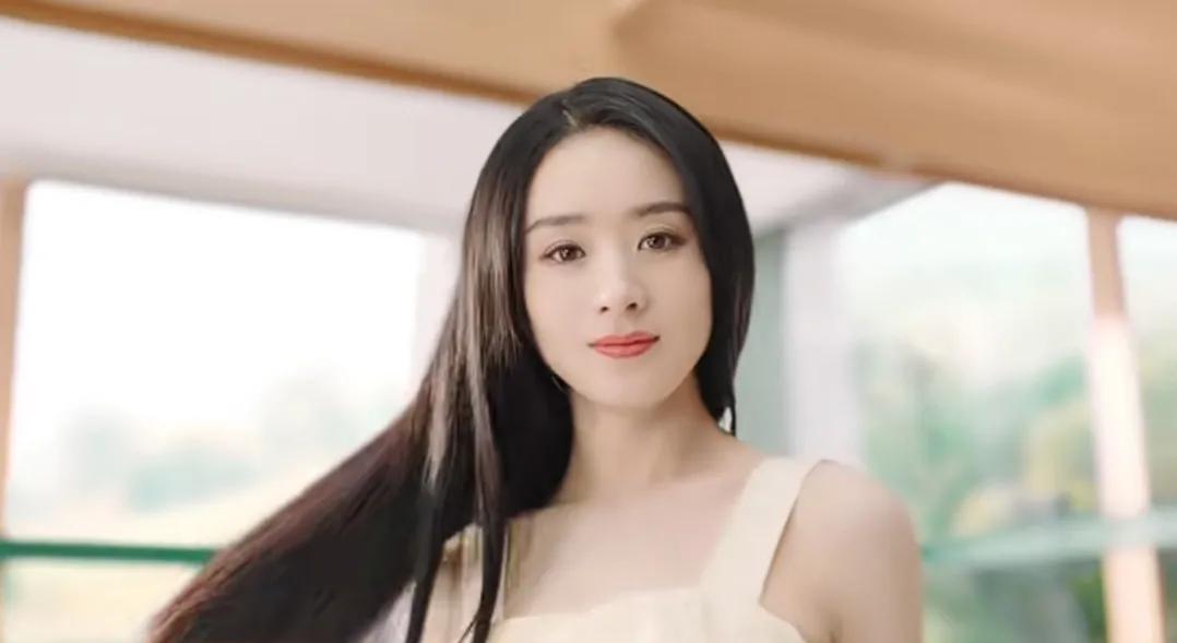 我天!赵丽颖太美了!这真的是个广告吗