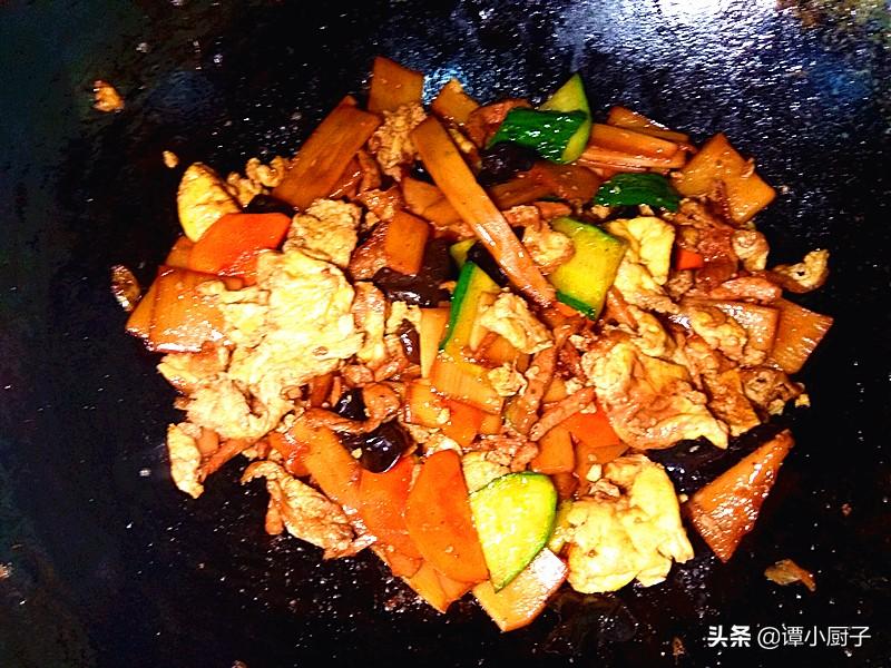 这是道传统鲁菜,淄博这样做,真香 鲁菜 第6张