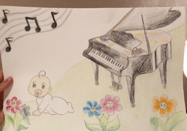 """恭喜!郎朗吉娜公布怀孕喜讯,网友期待培养""""钢琴小神童"""""""