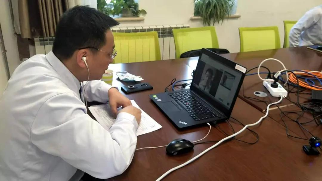 「资讯」青海省第五人民医院开展2020年校园引才线上招聘会