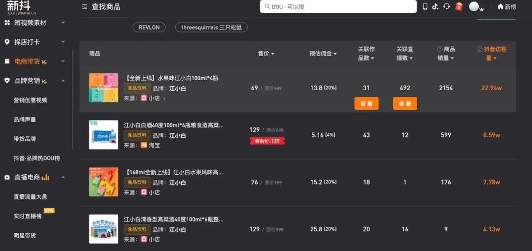 年销售额超20亿!江小白如何用抖音直播短视频做营销?
