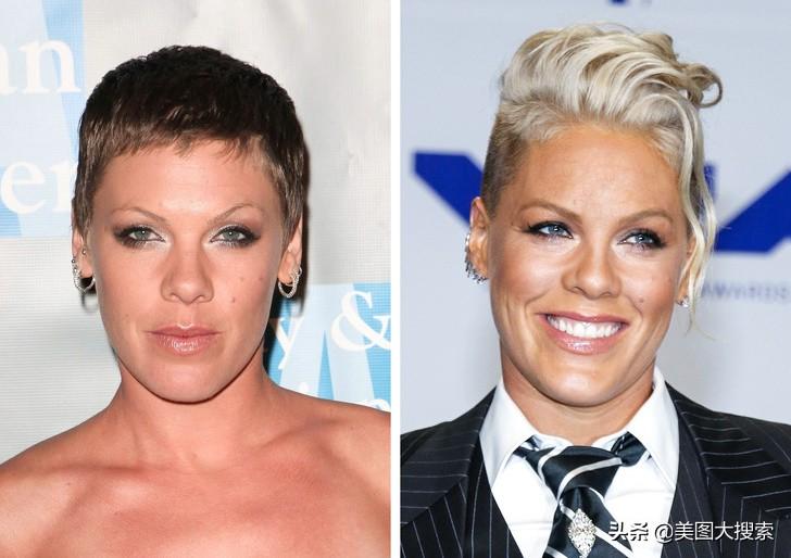 随着年龄的增长,这16位好莱坞女明星变得越来越年轻、时尚