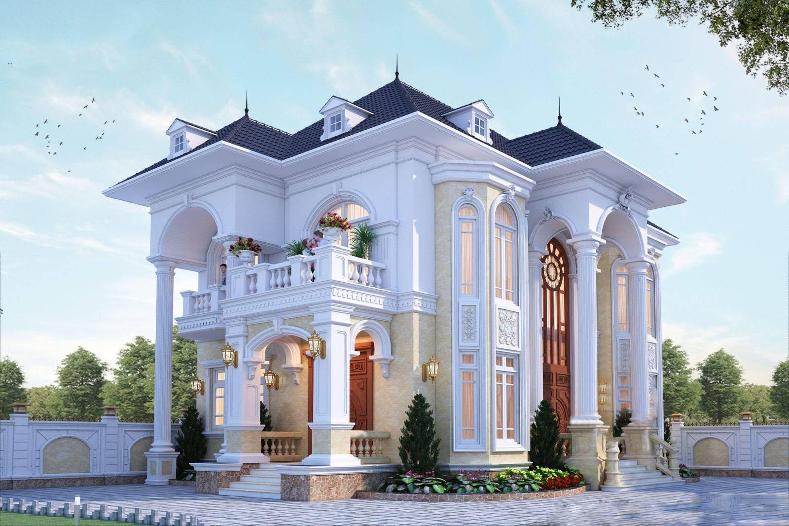 真正的欧式别墅长什么样?看看这8栋,成功人士最爱的轻奢风