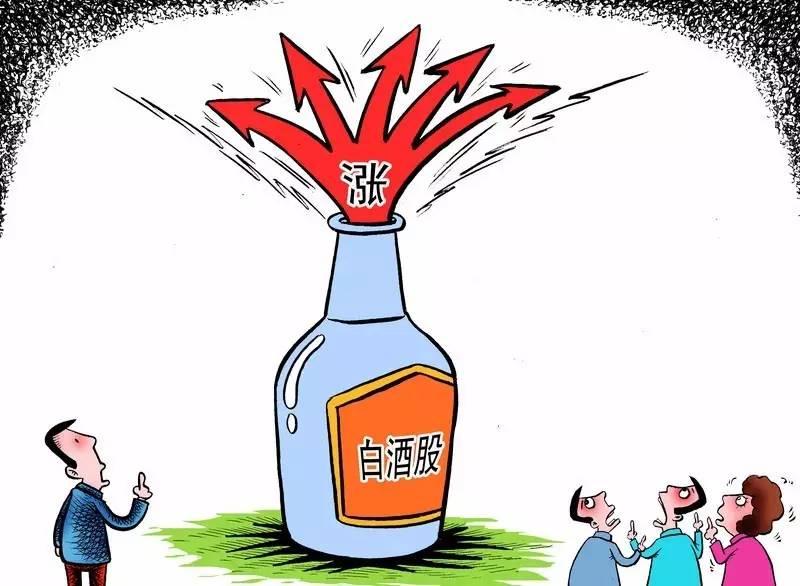 白酒比科技更有价值吗?为什么科技股远比白酒股行情更差?