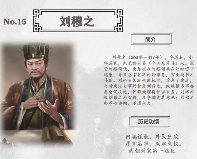 中国古代名相排名