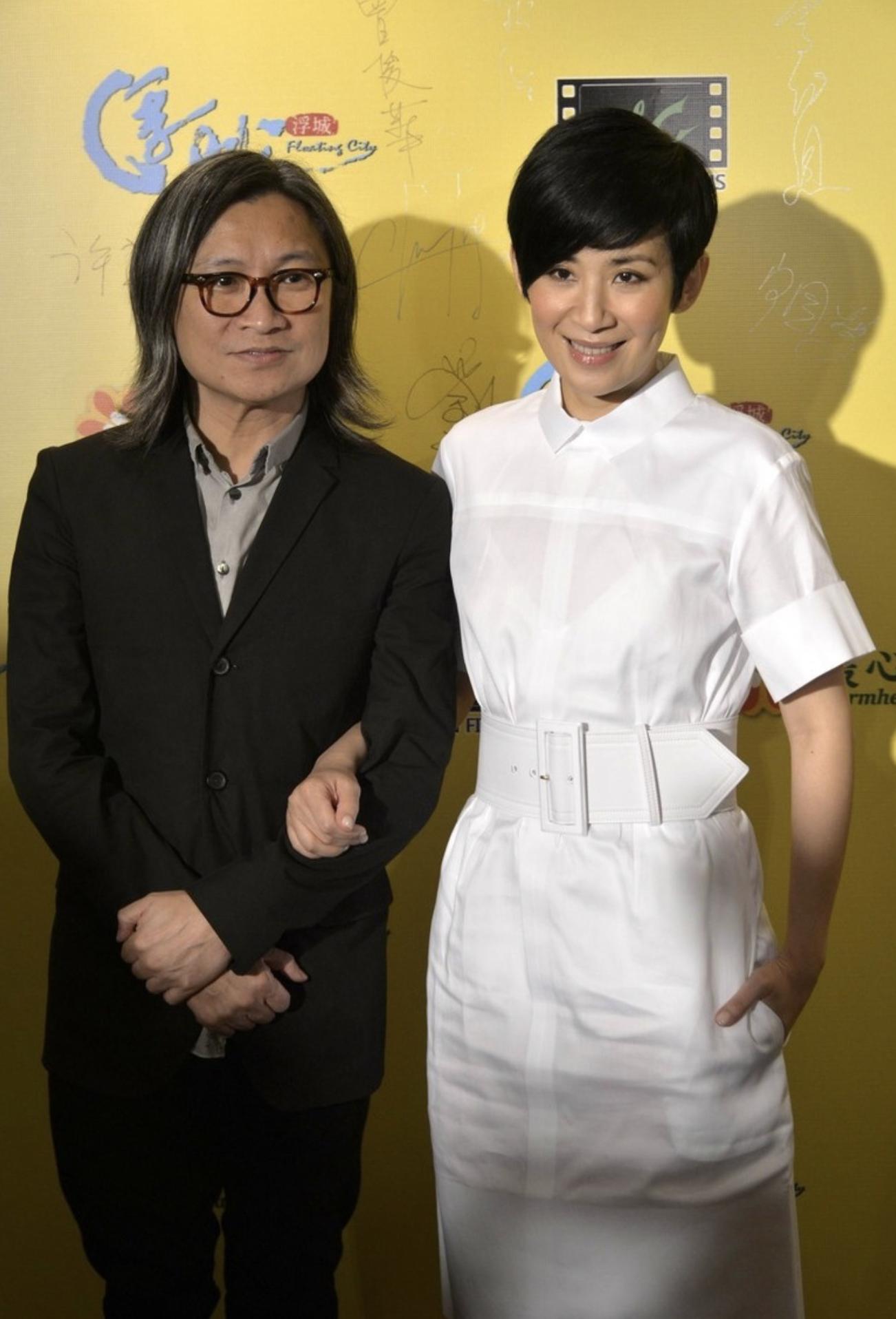 吴君如15岁女儿客串出演电影,获100元片酬,对入行拍戏兴趣不大