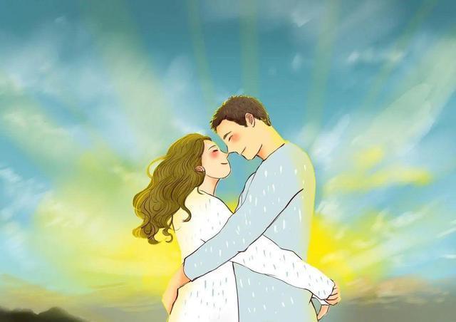 致爱情的唯美句子短句 2021浪漫爱情短句图片