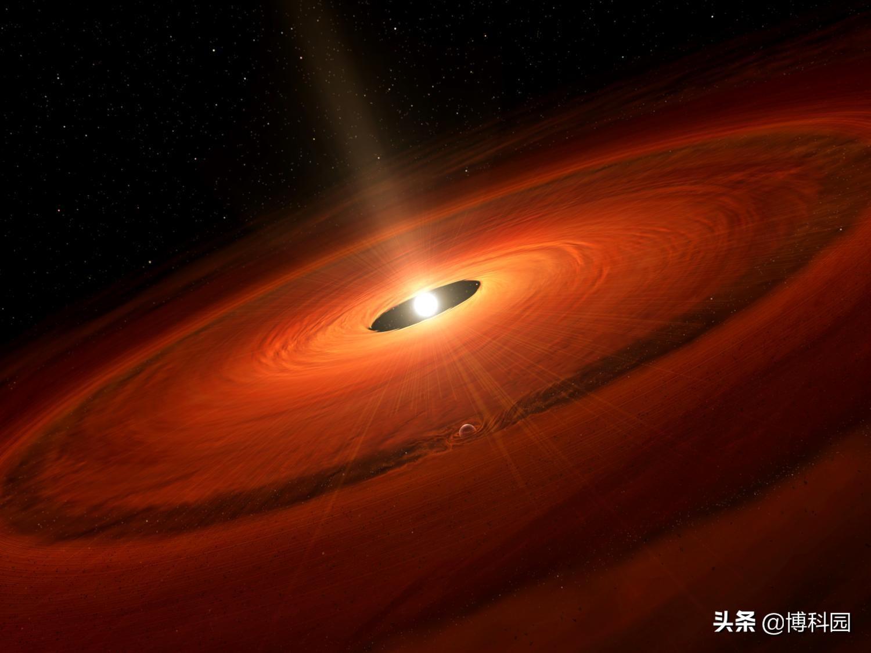 厉害啦,首次且成功精确定位:194光年外行星的形成位置