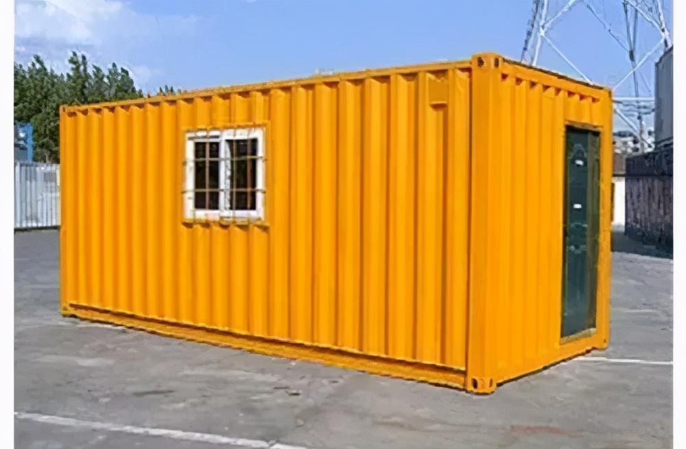 成都折叠式集装箱