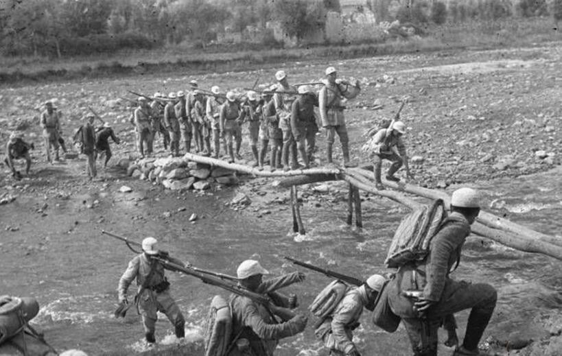 1949年,貴州一啞巴老漢突然開口說話,人們才知他是紅軍戰士