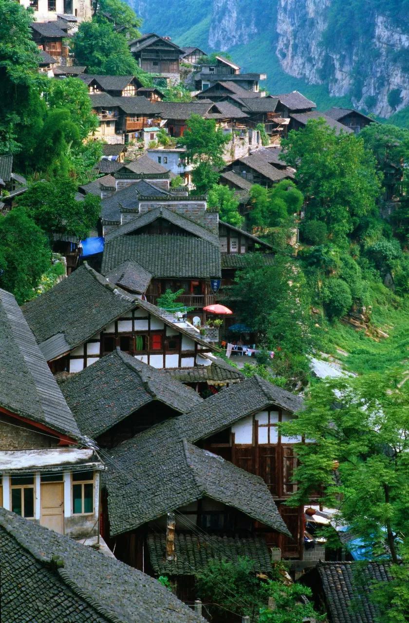 中国最适合小住几日的古村镇,秒杀丽江凤凰古镇