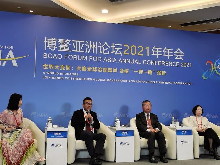 惠普应邀出席博鳌论坛,分享中小企业赋能之道