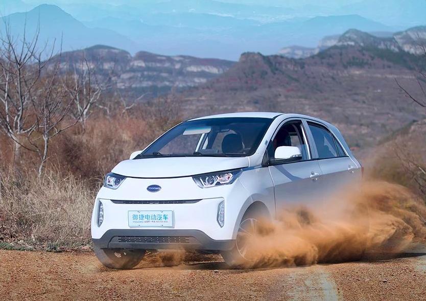 低速电动车旺季到来,御捷、丽驰、富路发布新车,开始争夺市场